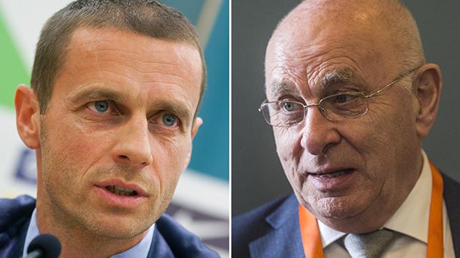 Les chantiers qui attendent Ceferin, le nouveau président de l'UEFA — Foot
