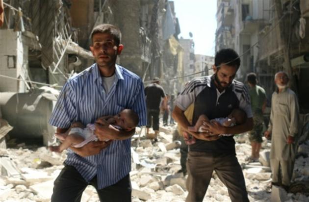 Des dizaines de soldats syriens tués par des frappes américaines