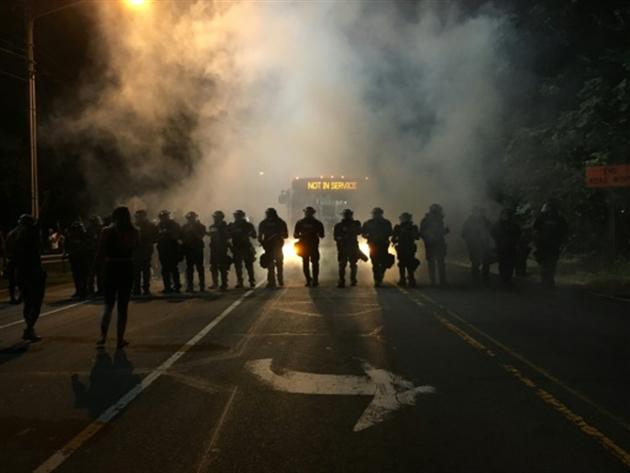 Le calme semble revenir à Charlotte après deux nuits d'émeutes