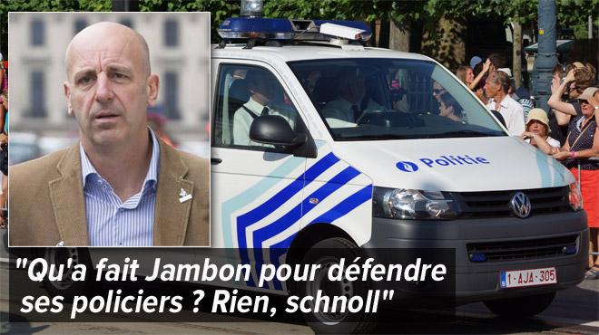 Couac diplomatique après l'arrestation de policiers belges conduisant des migrants en France