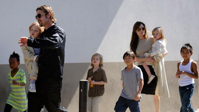 La raison pour laquelle elle a demandé le divorce — Angelina Jolie