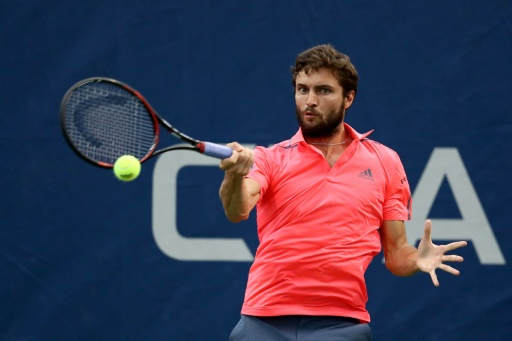 Pouille et Simon filent en demies à Metz — Tennis