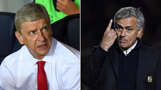 Mourinho sur Wenger :