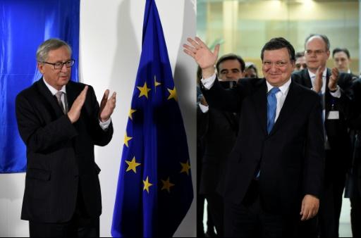 Barroso sur Goldman Sachs