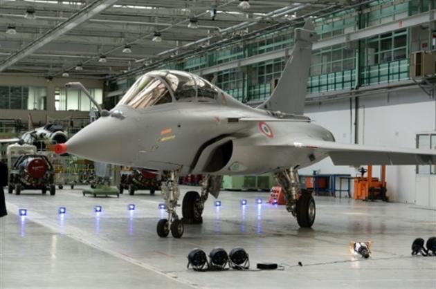 L'armée de l'air indienne signe pour 36 Rafale — THALES