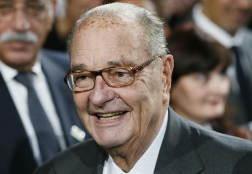 Chirac: 83% des personnes interrogées gardent un