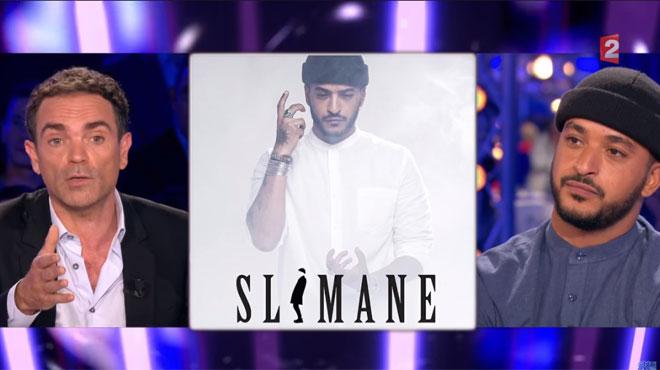 ONPC : le chanteur Slimane remet Yann Moix à sa place (Vidéo)