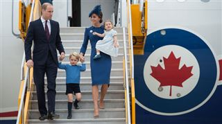 George et Charlotte volent la vedette à leurs parents au Canada (photos) 6