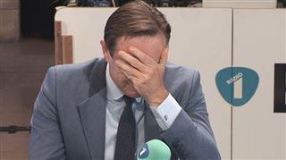 De Wever fond en larmes lors d'une interview radio évoquant le décès de son père (vidéo) 4