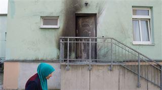 Allemagne- double attentat à la bombe à Dresde, visiblement contre des musulmans 5
