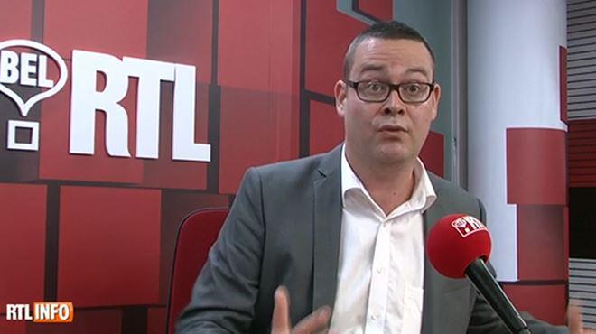 Raoul Hedebouw frappe fort sur les partis traditionnels- Nous on a des principes 1