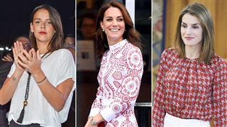 Dossier royal- certaines princesses sont fan de mode, et ça se voit!