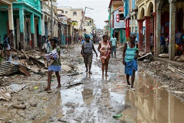 Haïti : bilan terrifiant du ravage de l'ouragan Matthew