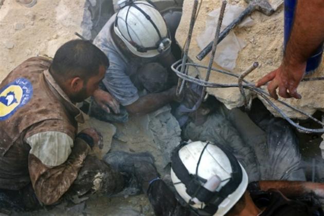 L'EI défait dans sa ville symbole — Syrie