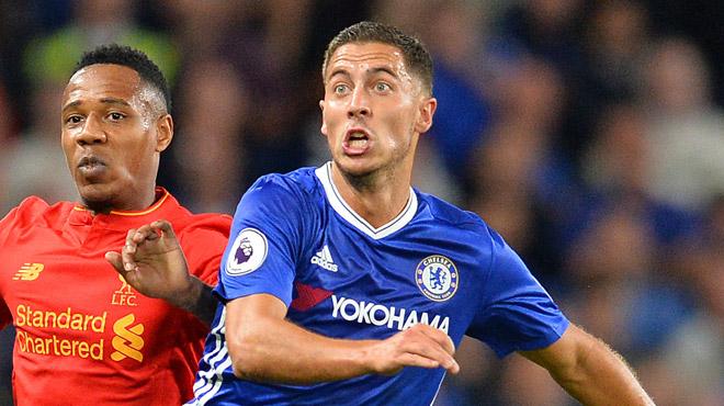 Premier League Eden Hazard est frustre a Chelsea