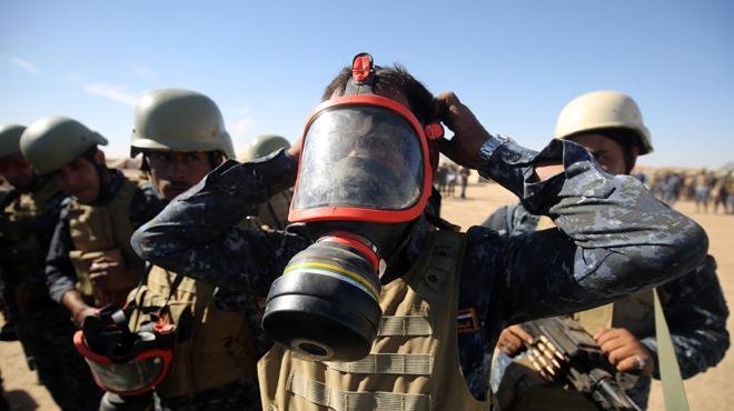 Bataille décisive à Mossoul contre l'Etat Islamique