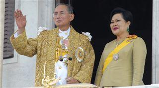 Dossier royal- en Thaïlande, la couronne est en danger!