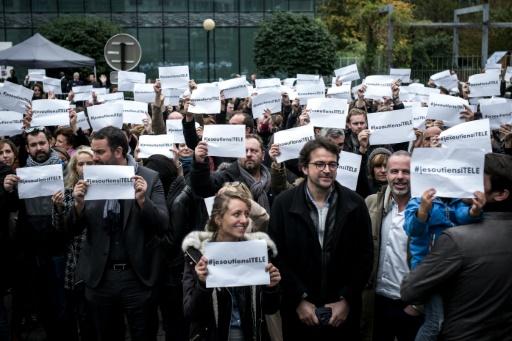 La grève est reconduite — Morandini sur iTélé