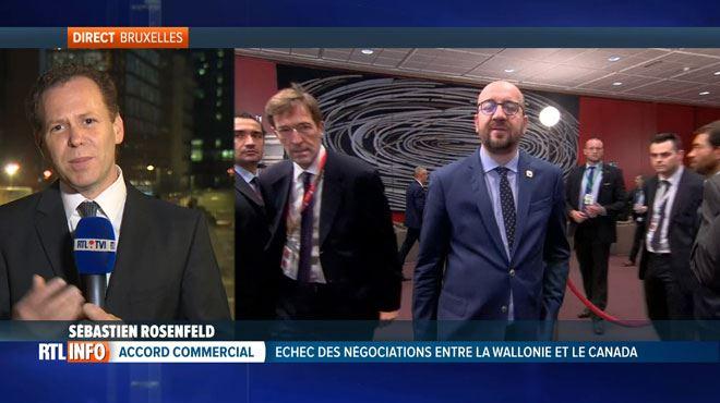 Non wallon au CETA- Je n'ai jamais vu Charles Michel dans une situation aussi inconfortable 1