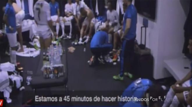 Incroyable: le discours de Cristiano Ronaldo à la mi-temps de la finale de la Ligue des champions (vidéo)