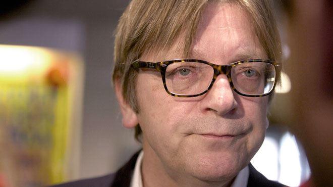 CETA- Guy Verhofstadt explique comment se passer de l'accord de la Wallonie, ce qui serait une très bonne décision 1