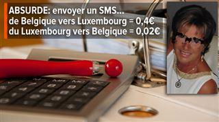 La maman de Sébastien explose son abonnement Proximus à cause de SMS envoyés vers le Luxembourg- Pour moi, c'est une arnaque 4