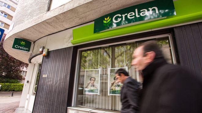 La banque Crelan supprime 160 postes en Belgique 1