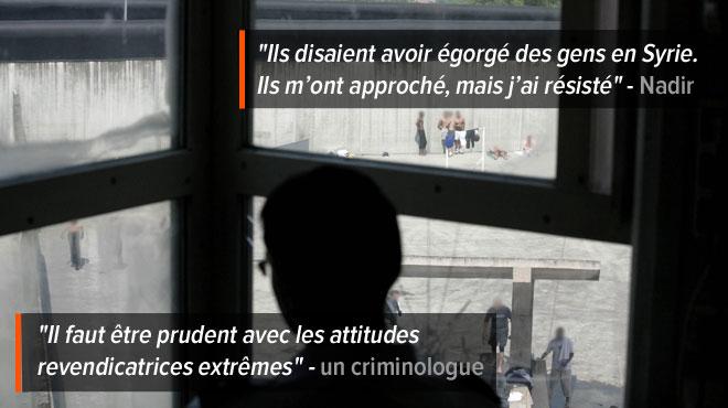 Après 7 ans passés dans les prisons belges, il craint le pire: