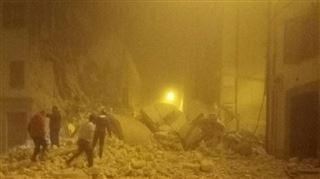 Le nouveau séisme en Italie est-il lié à celui du mois d'août? 3