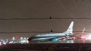 L'avion du colistier de Donald Trump sort de la piste à New York- Les secours sont en route 4