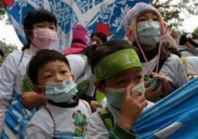 Pollution : un enfant sur sept respire de l'air toxique