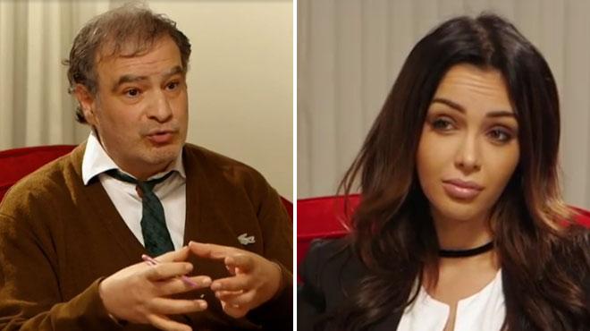 Vidéo. Nabilla piégée dans une fausse interview de Raphaël Mezrahi