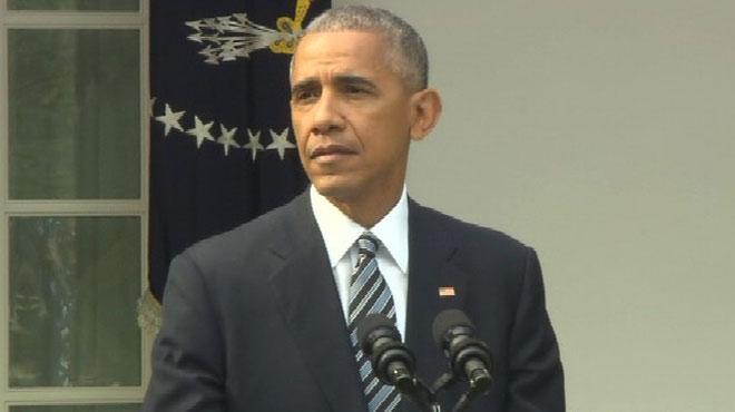 Obama invite trump la maison blanche et s 39 adresse au for Adresse de la maison blanche