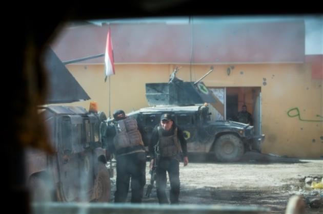 Les forces kurdes prennent Bachiqa, aux portes de Mossoul — Irak