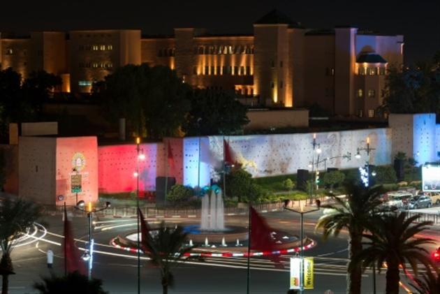 Hollande à Marrakech pour défendre l'accord de Paris — Climat