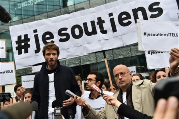 Les salariés d'iTELE votent la fin de la grève — VIVENDI