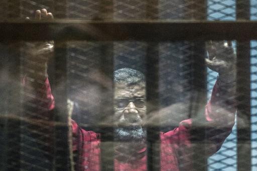 Egypte: la Cour de cassation annule la peine de mort pour Morsi