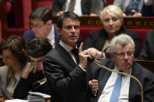 L'état d'urgence sera prolongé — Valls