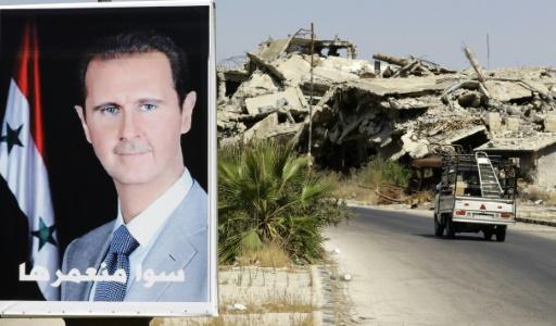Bachar al-Assad voit Donald Trump comme un