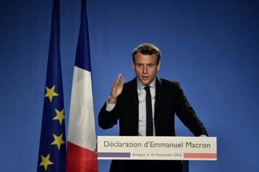 Emmanuel Macron candidat : le marathon commence