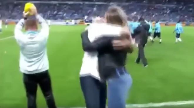 Au Grêmio, la fille du coach a fait une bêtise…