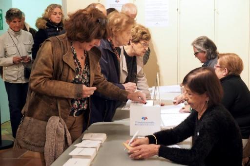 Primaire de la droite 1,13 million de votants à midi