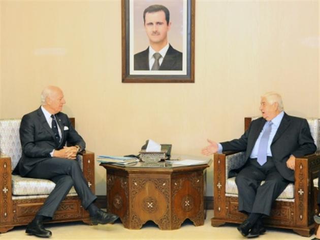 L'idée d'une administration autonome des rebelles rejetée — Syrie