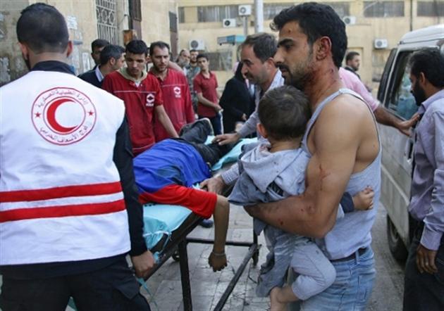 L'émissaire de l'ONU attendu dimanche à Damas — Conflit en Syrie