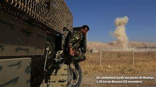 Guerre contre l'EI en Irak- des militaires belges se rapprochent du front (mais ne participent pas au combat)