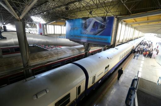 Iran: au moins 31 morts dans une collision ferroviaire