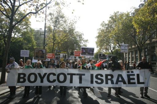 Israël: la France accusée de de favoriser les boycotts anti-israéliens