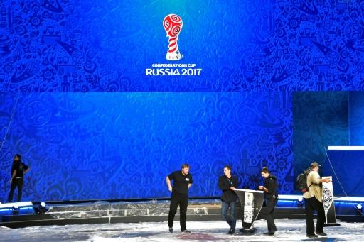 Coupe des Confédérations: Allemagne et Portugal s'évitent en groupes