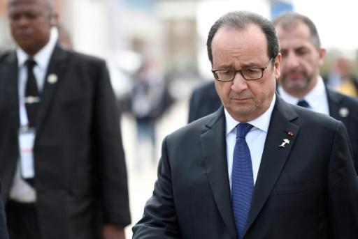Hollande : l'embargo contre Cuba doit être