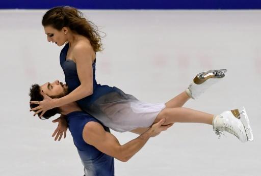 Virtue et Moir remportent le Trophée NHK